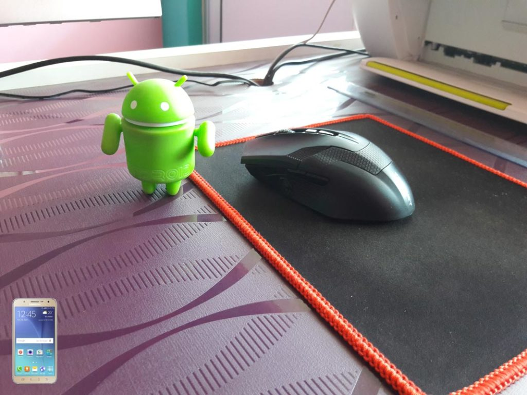 Android Toy J7 2015 Sample