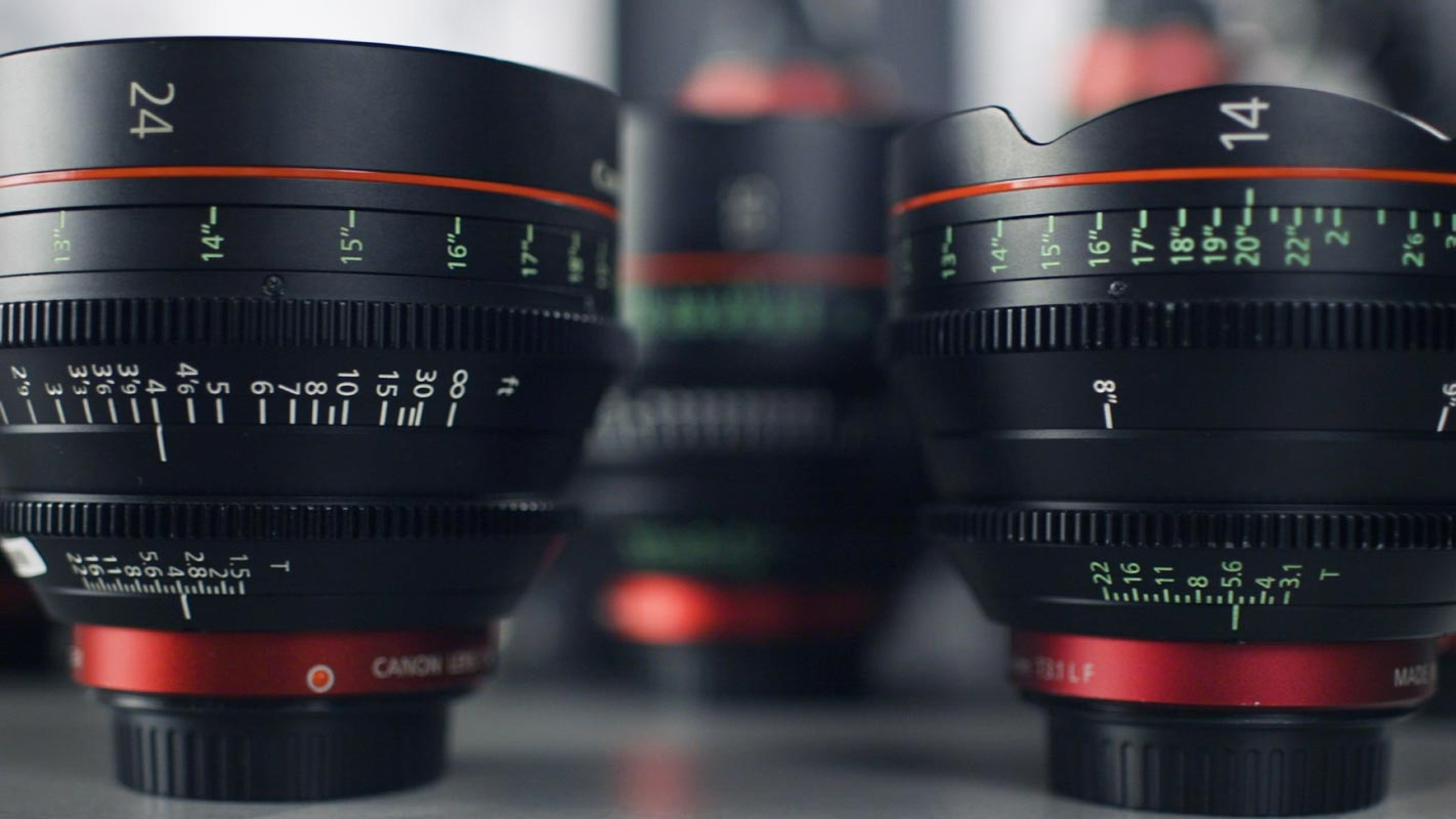 Camera Lens With Measurements