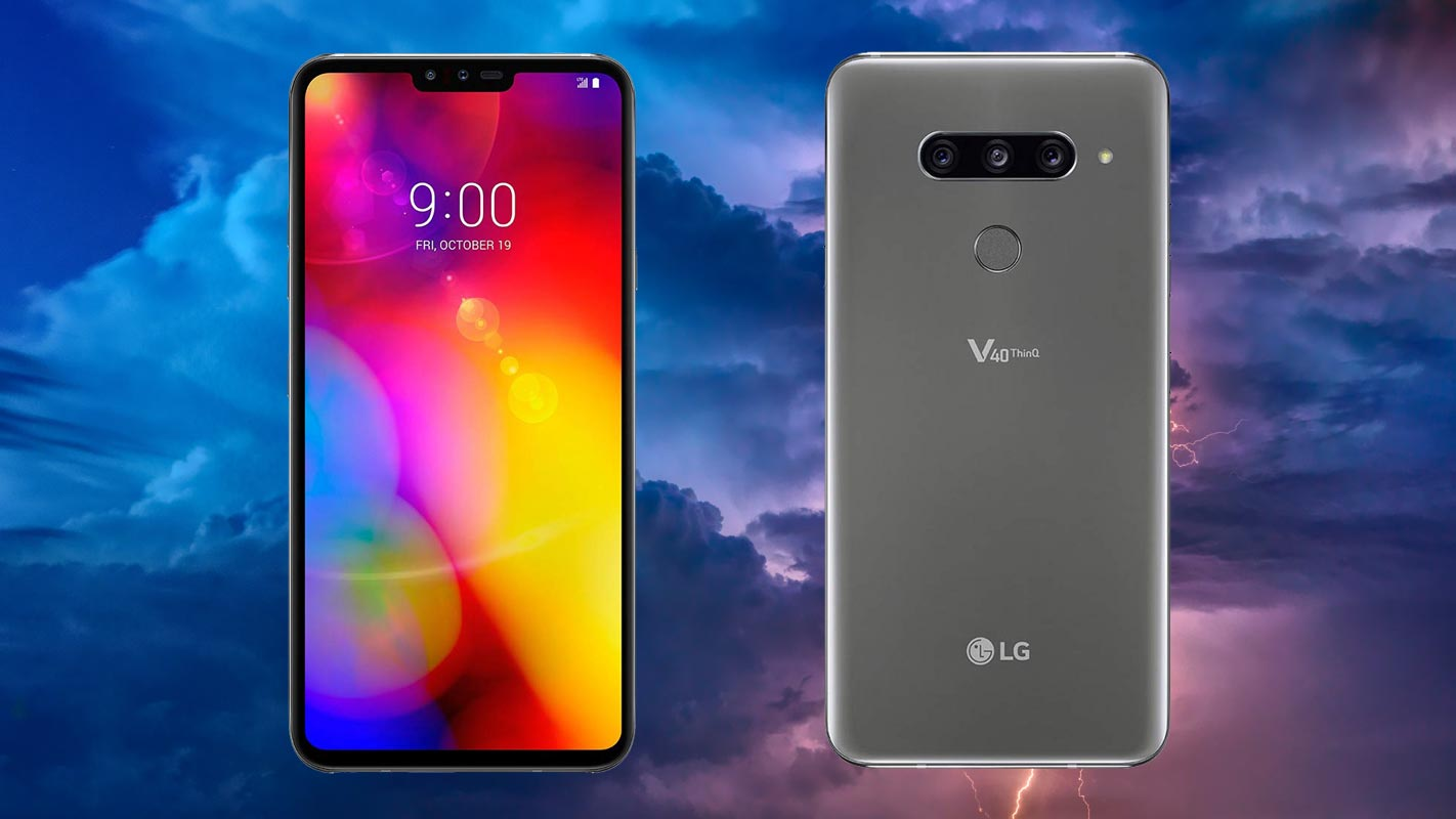 Download LG V40 ThinQ V405 Oreo 8 1 Firmware and