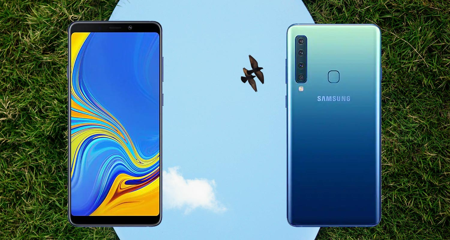 Mirror Samsung Galaxy A9 2018