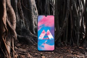 Samsung Galaxy M30 in Woods
