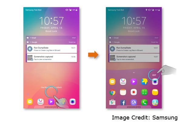 Download Samsung Good Lock All Versions- Customization App - Android