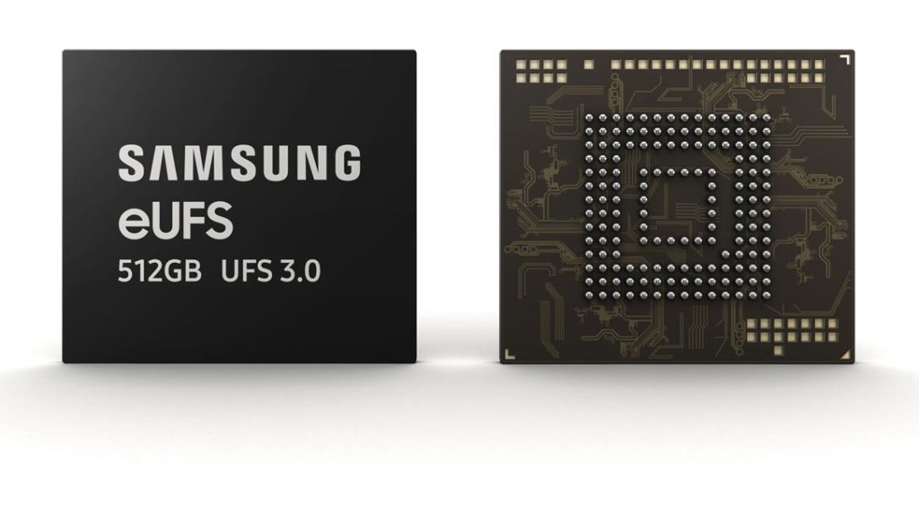 Samsung eUFS Version 3