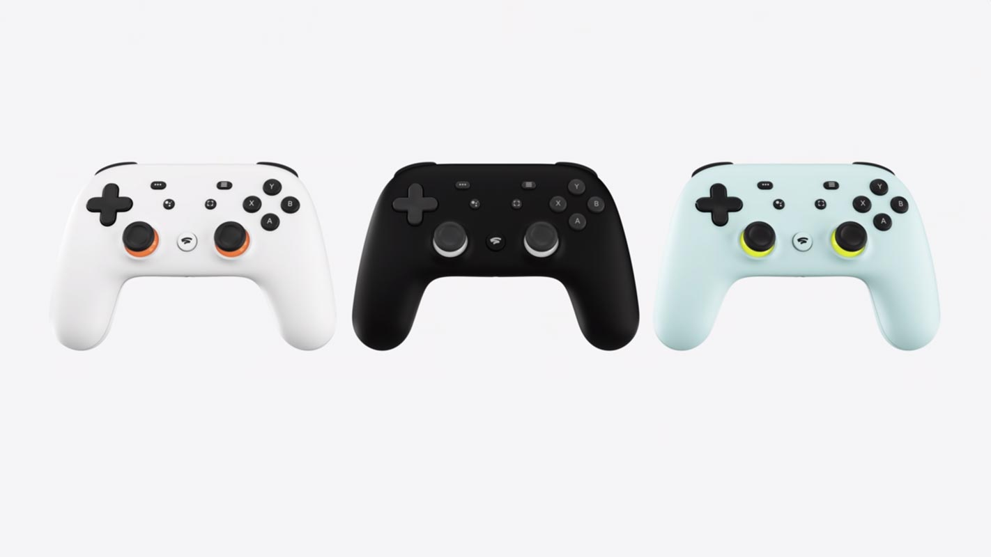 Stadia Gaming Console