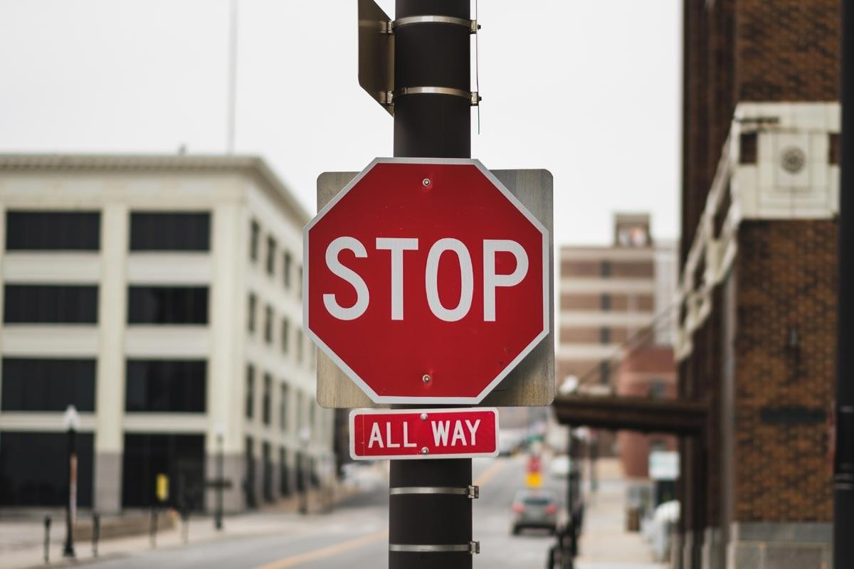 Stop Signal in Post