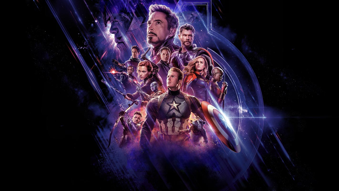 Avengers EndGame Wallpaper