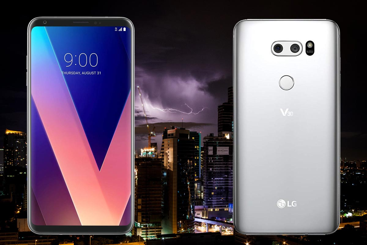 Download LG V30 Oreo 8 0 Firmware LG UX and Installation Method (All