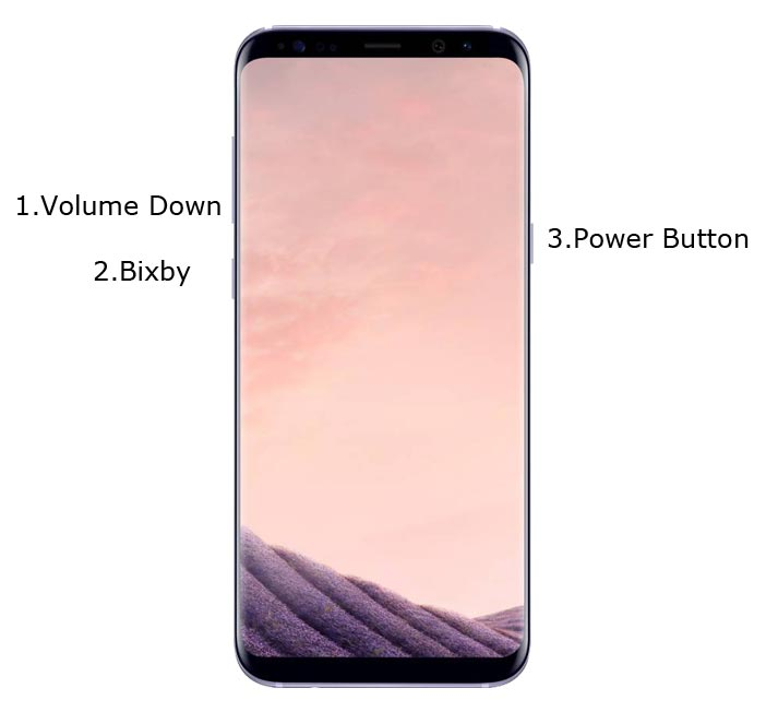 Samsung S8 Plus Download Mode