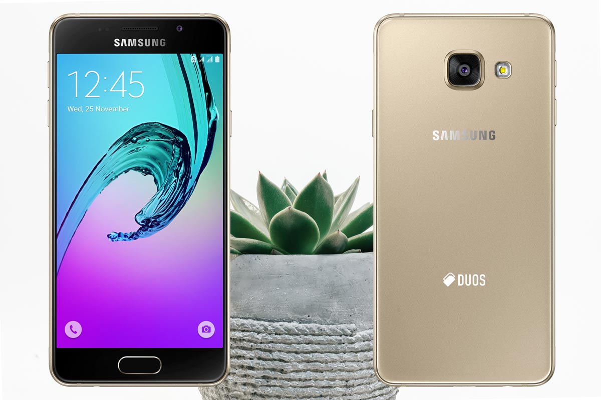 Root Samsung Galaxy A3 2016 SM-A310F/M/N0/Y Nougat 7 0 using