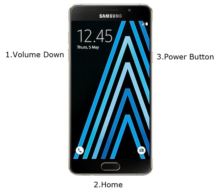 Samsung A5 2016 Download Mode