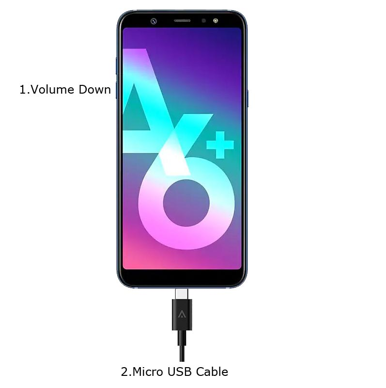 Samsung A6 Download Mode