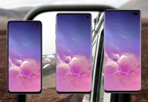 Samsung All S10 series with Back Mirror