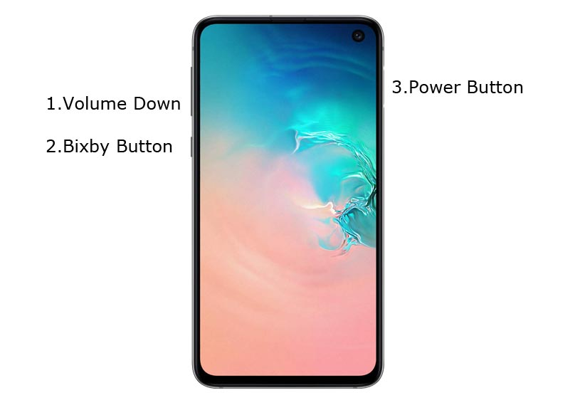 Samsung Galaxy S10e Download Mode