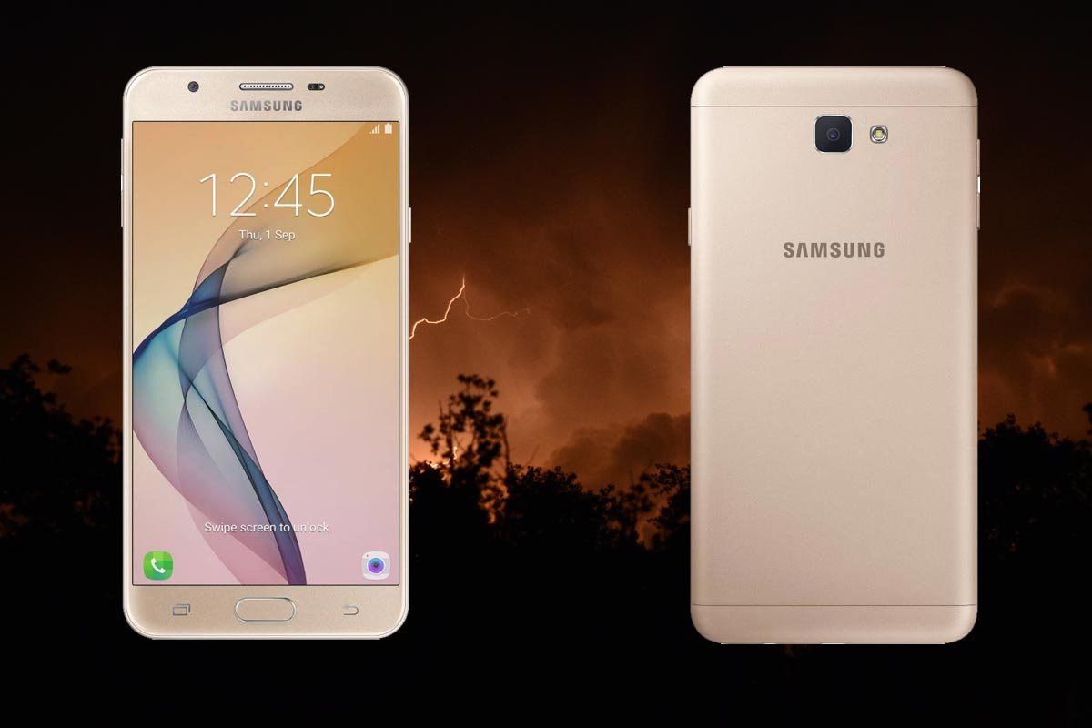 Root Samsung Galaxy J5 Prime SM-G570F/M/Y Nougat, Oreo 8 0 using