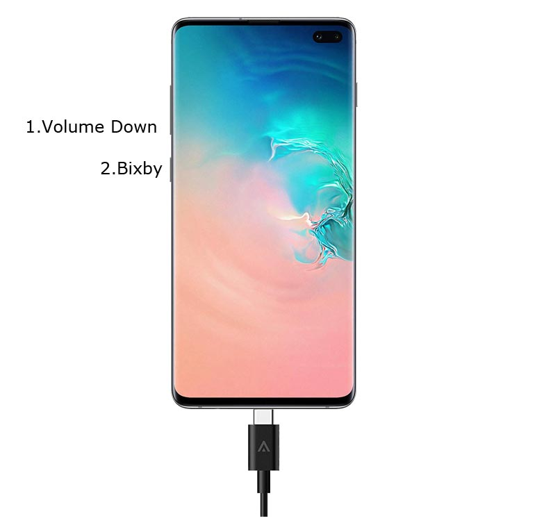 Samsung S10 Plus Download Mode