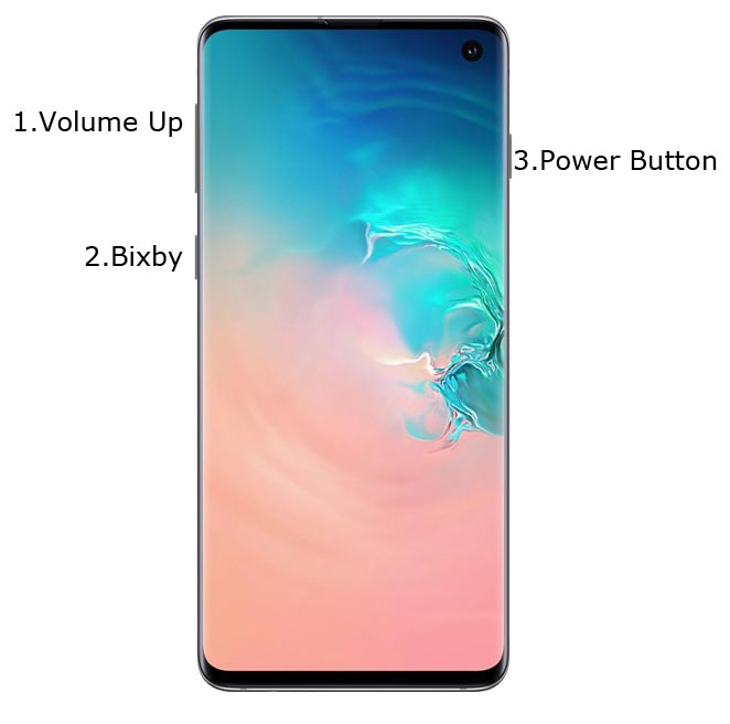 Samsung S10 Recovery Mode