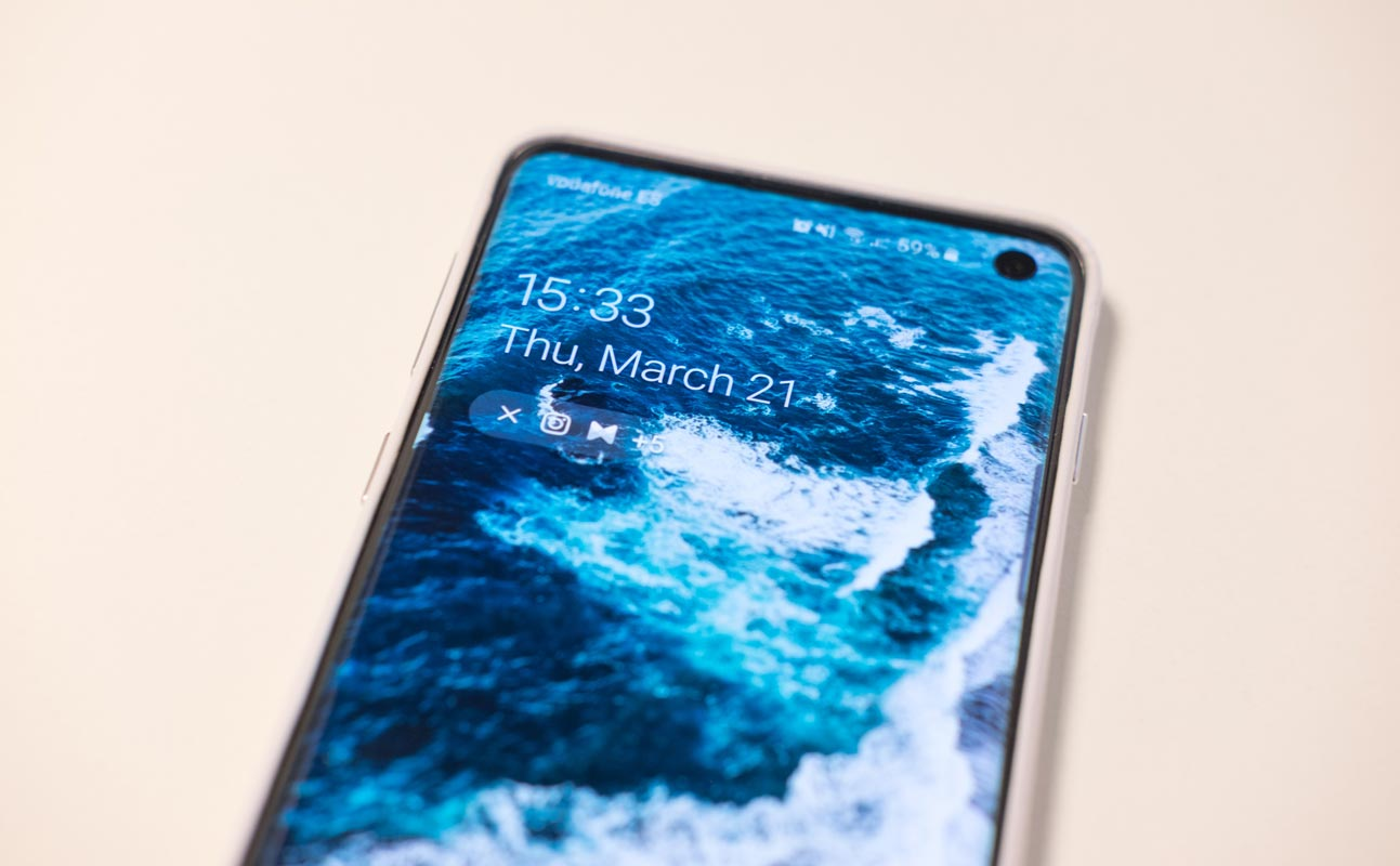 Ten things to do after buying the Samsung Galaxy S10