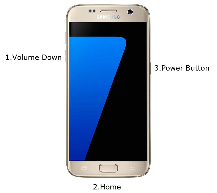 Samsung S7 Download Mode