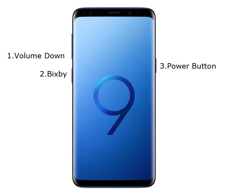 Samsung S9 Download Mode