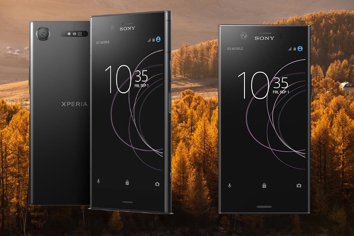 Download Sony Xperia XZ1/XZ1 Compact/XZ Premium Pie 9 0