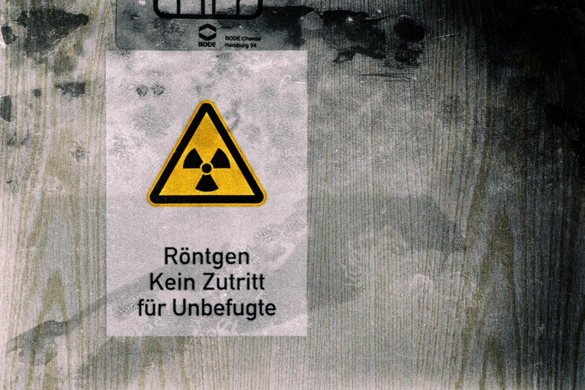 Unauthorized Warning in German