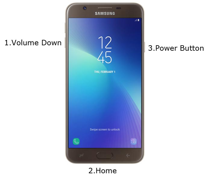 Samsung Galaxy J7 Prime 2 Download Mode