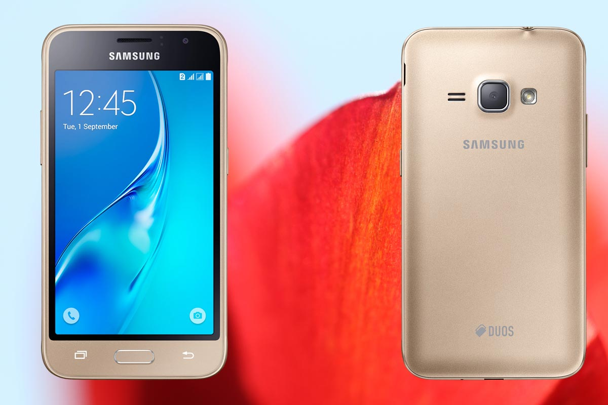 Download Samsung Galaxy J1 2016 SM-J120F/FN/G/W Lollipop