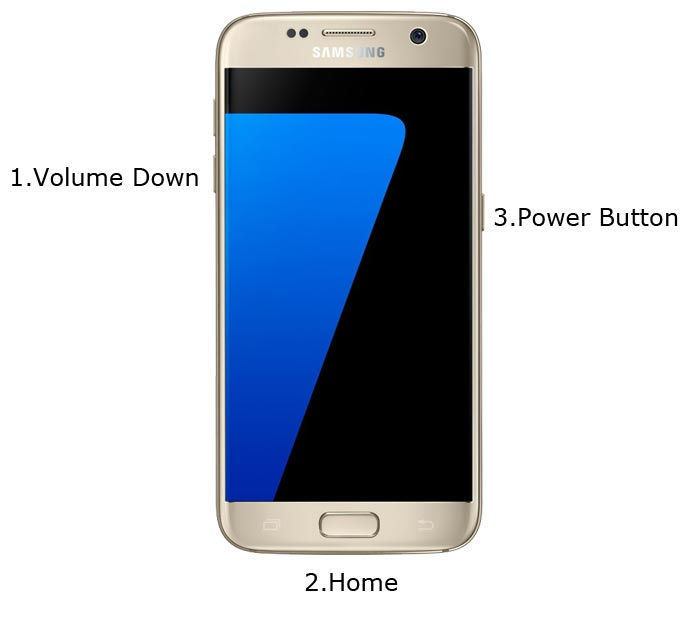 Samsung Galaxy S7 Download Mode