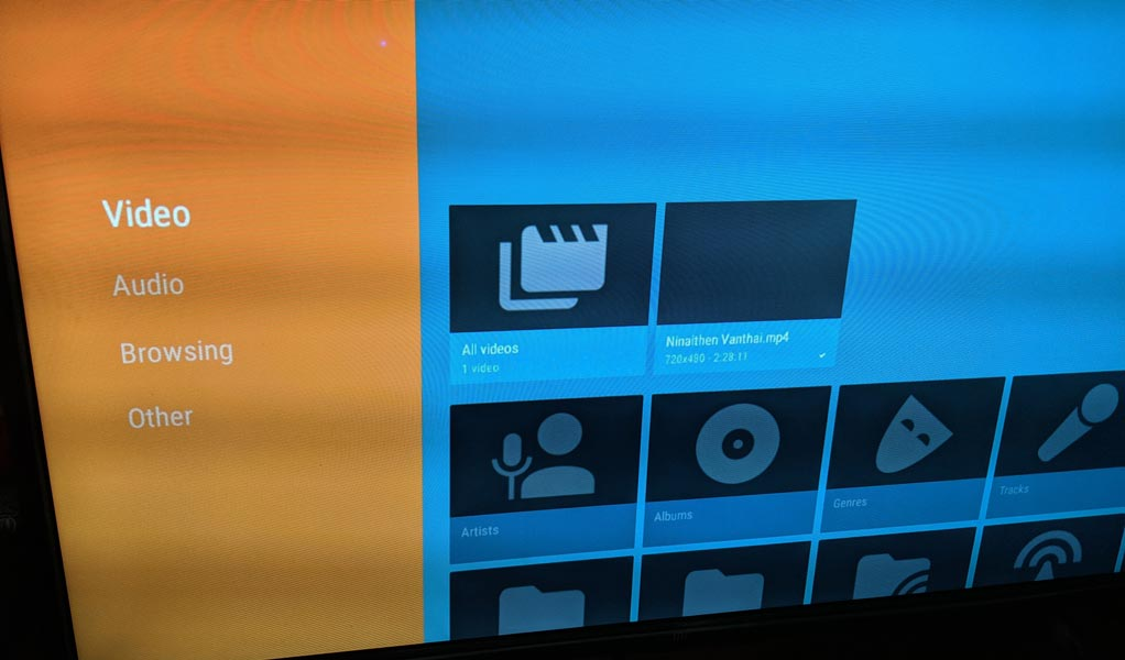 VLC Android TV