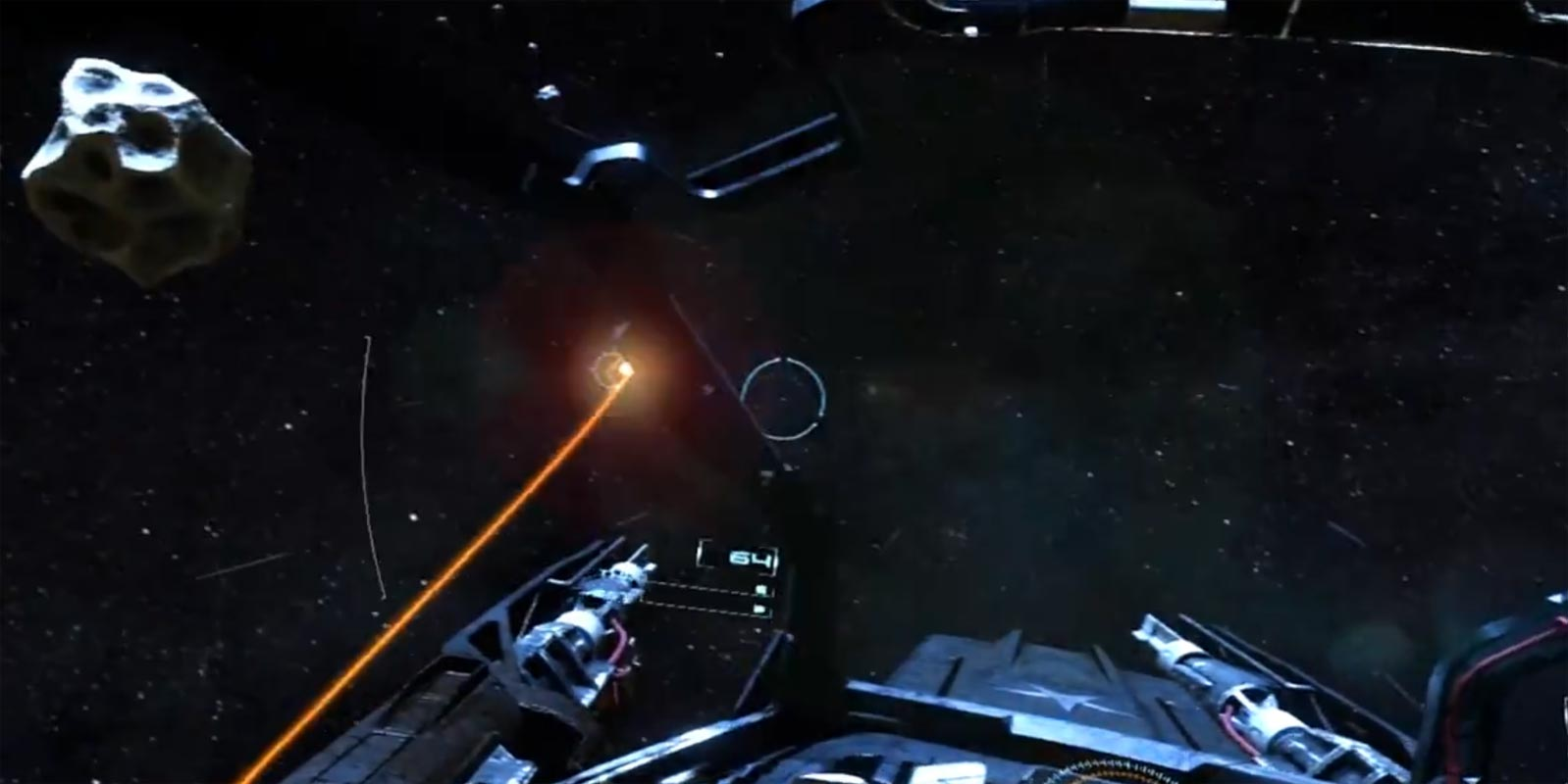 End Space Gear VR Apps