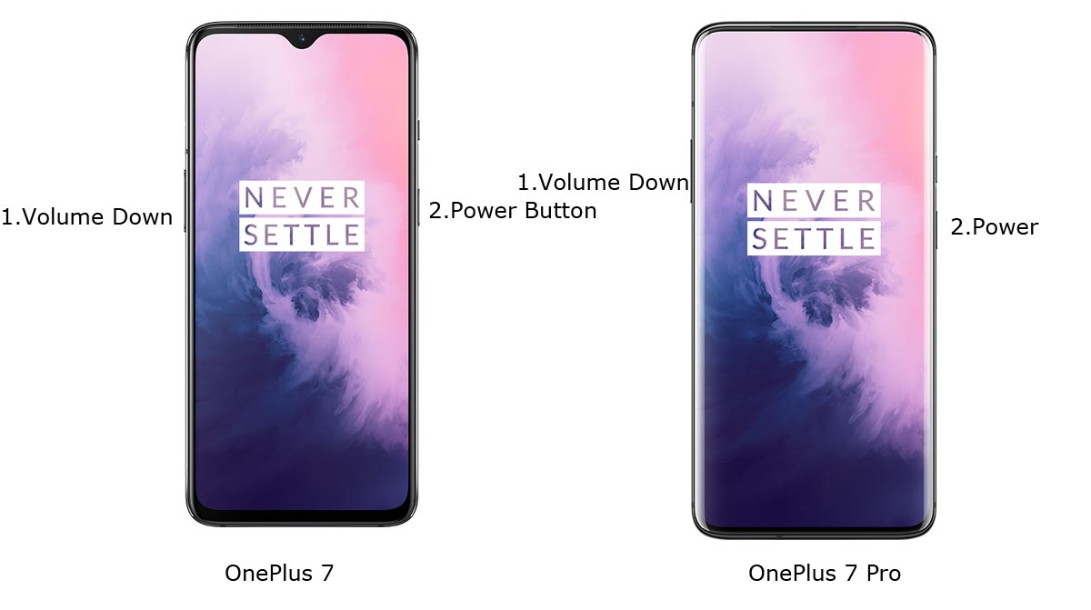 OnePlus 7 and OnePlus 7 Pro Fastboot Mode