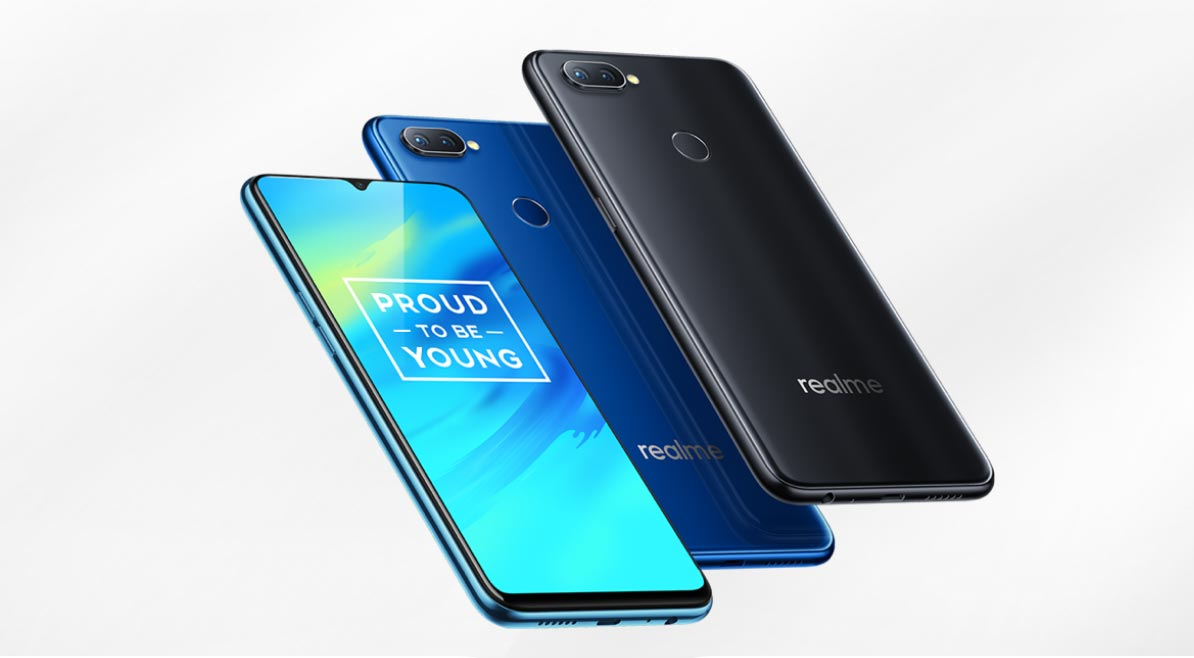 Oppo Real Me 2 Pro