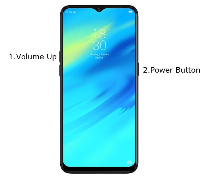 Oppo Realme 2 Pro Fastboot Mode
