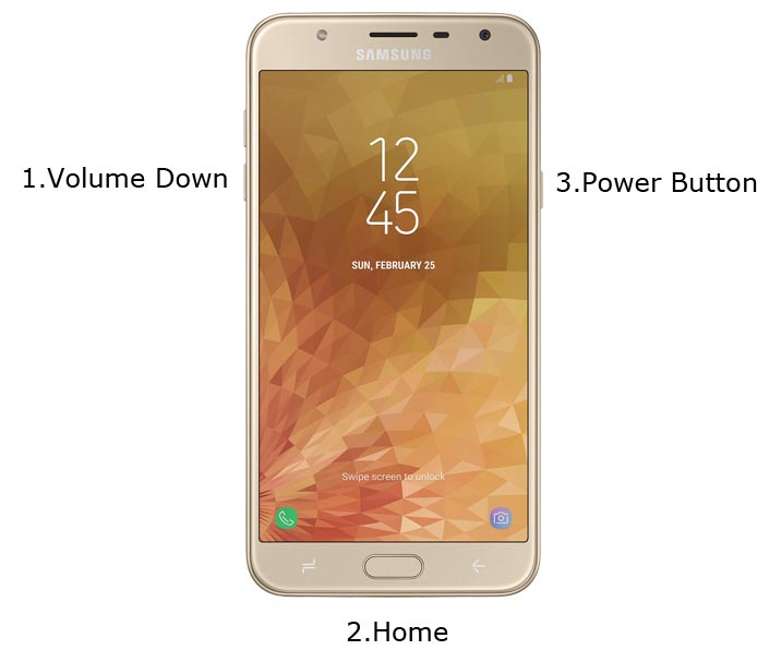Samsung Galaxy J7 Duo Download Mode