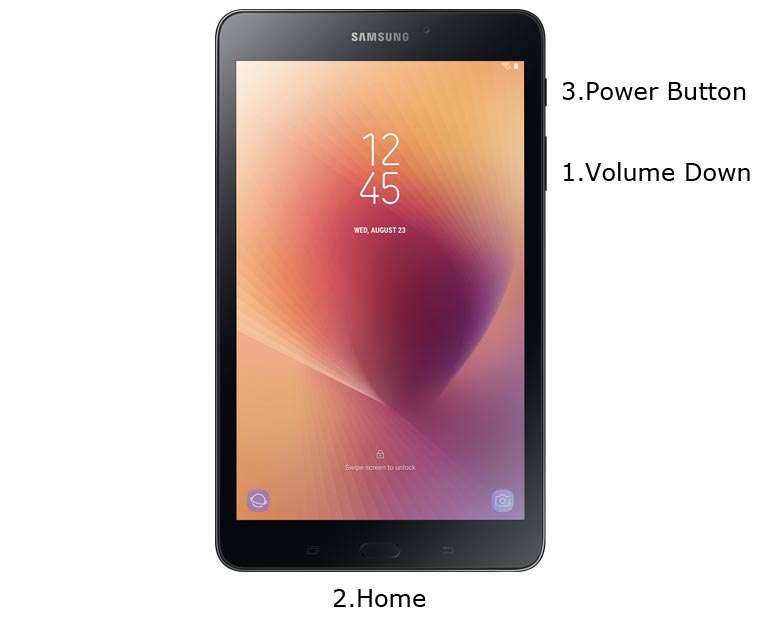 Samsung Galaxy Tab A 8 2017 Download Mode