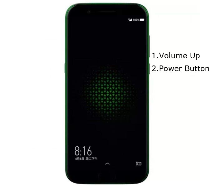 Xiaomi Black Shark Recovery Mode