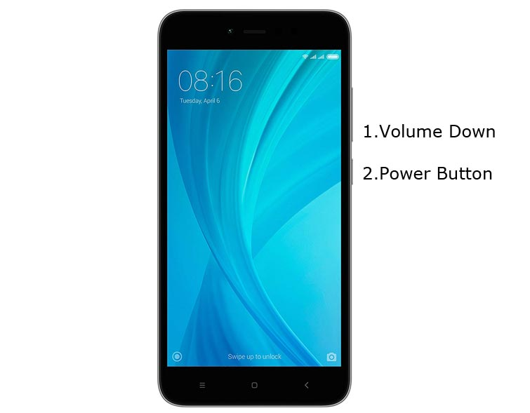 Root Xiaomi Redmi Note 5A/Y1/Y1 Lite Nougat using TWRP and