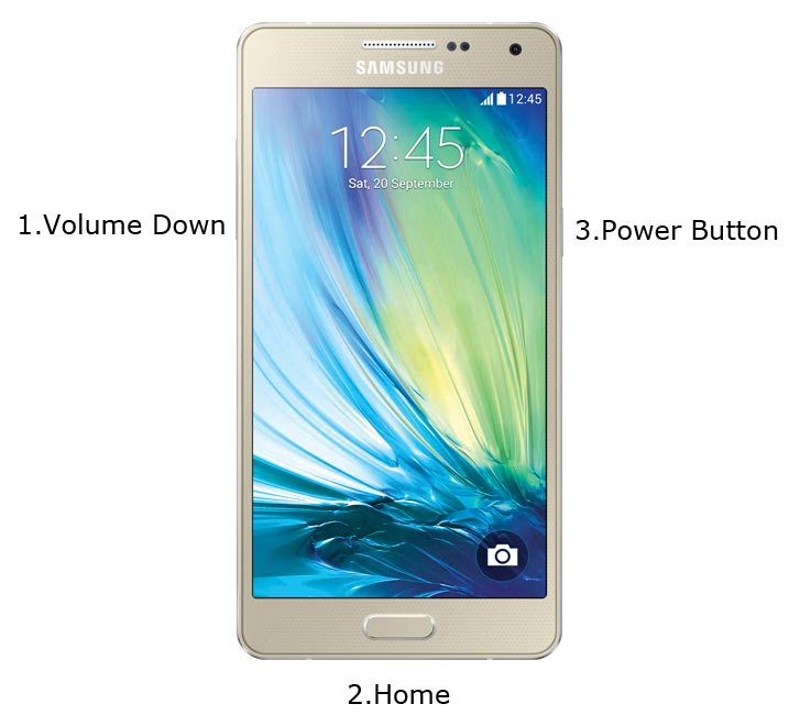 Samsung Galaxy A5 2015 Download Mode