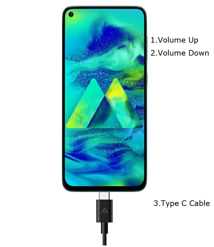 Samsung Galaxy M40 Download Mode