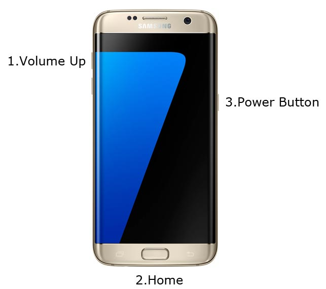 Samsung Galaxy S7 Recovery Mode