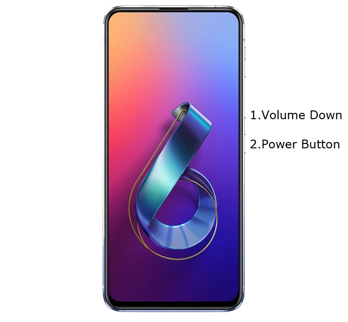 Asus Zenfone 6 Recovery Mode