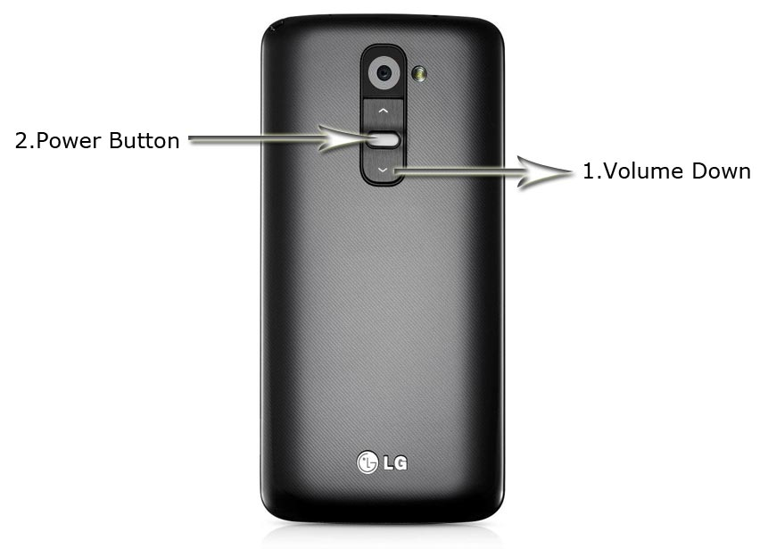 LG G2 Recovery Mode