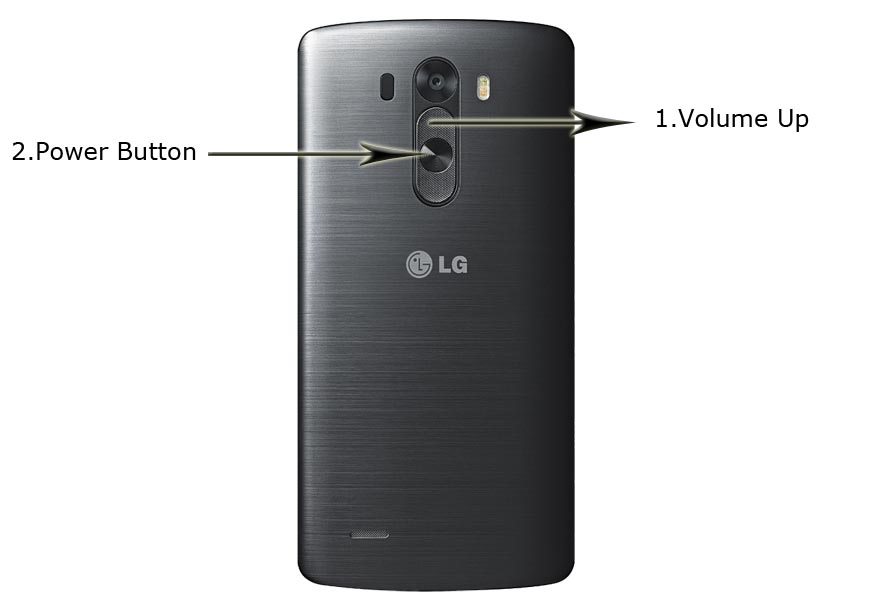 LG G3 Download Mode
