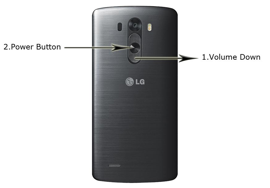 LG G3 Recovery Mode