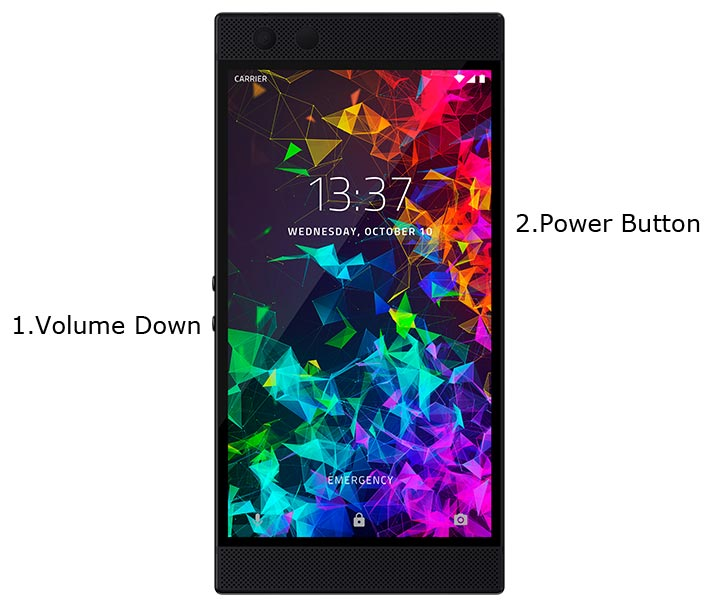 Razer Phone 2 Download Mode