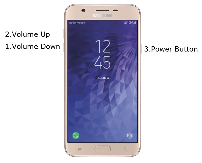 Samsung Galaxy J7 Refine 2018 Download Mode