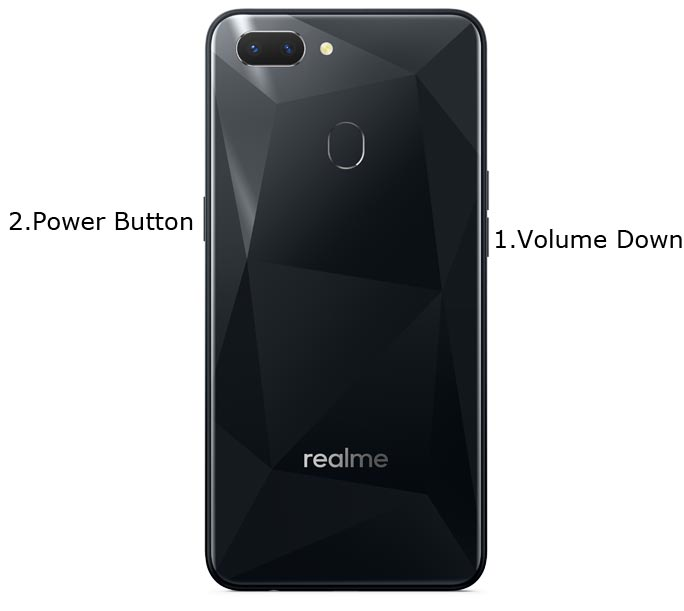 Oppo Realme 2 Recovery Mode