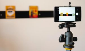 OnePlus 2 with Camera Tripod
