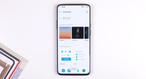 OnePlus 7 Pro Android 10 Theme Customization