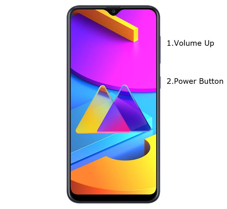 Samsung Galaxy M10s Recovery Mode